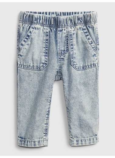 Gap Pull-On Jean Pantolon Mavi